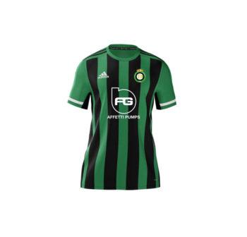 MAGLIA GARA HOME ADIDAS DW6778 fronte Castellanzese Calcio serie D