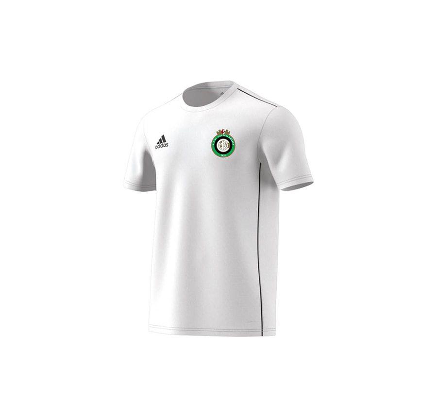 T-shirt BIANCA ADIDAS Castellanzese Calcio serie D